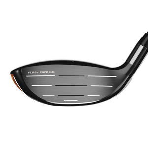 Callaway Maverik Fairway Wood Face