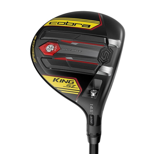cobra KING SPEEDZONE Fairway giallo