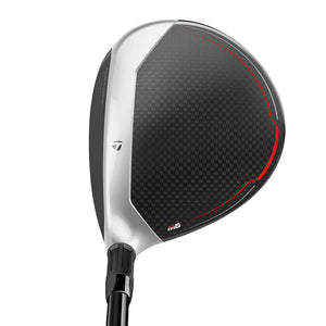 TaylorMade M6 Fairway Wood address