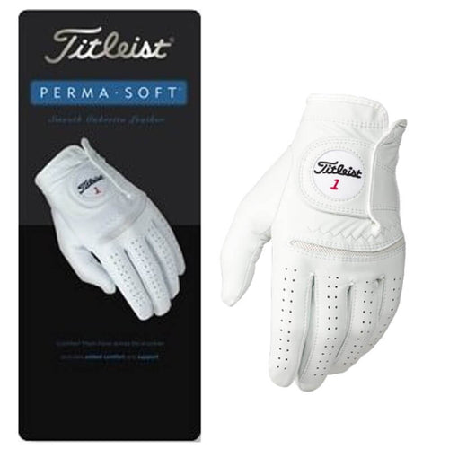 Guanto da golf Titleist Perma-soft