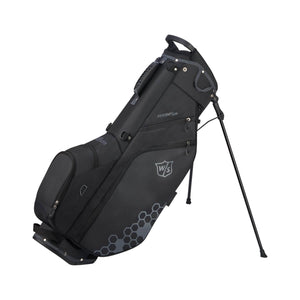sacca golf stand wilson staff feather nera
