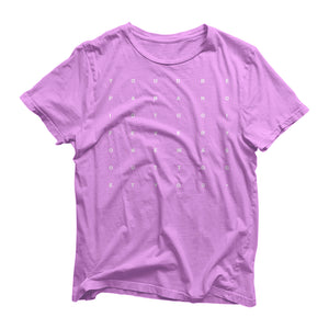 You'd Be Paranoid Too - T-Shirt - Violet