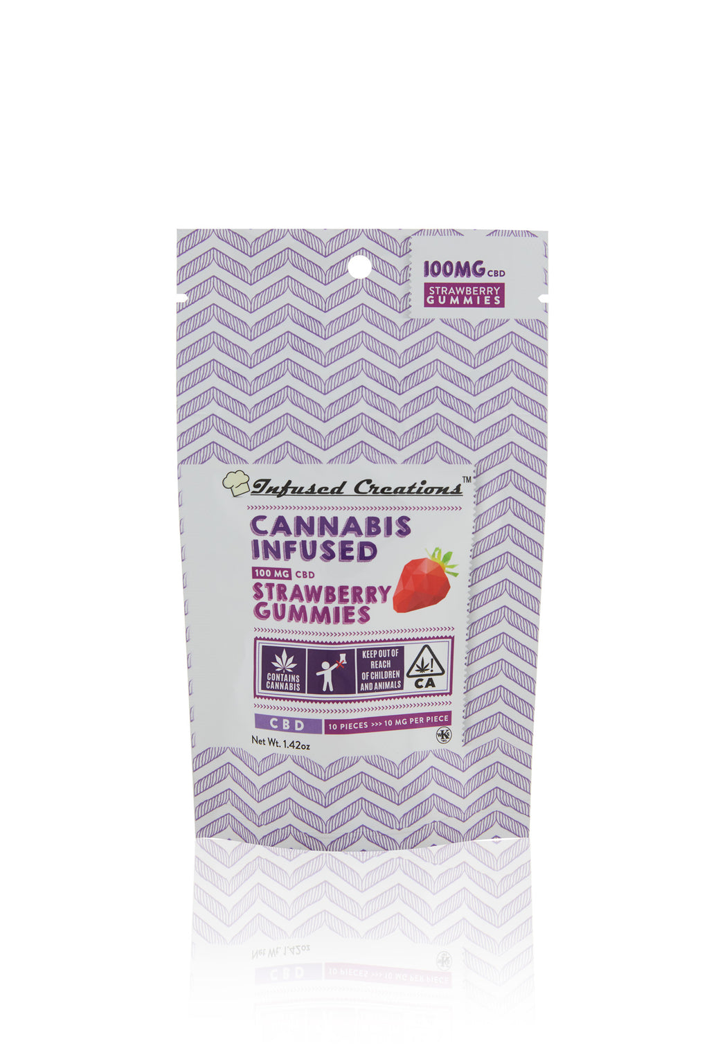 Strawberry CBD Gummies
