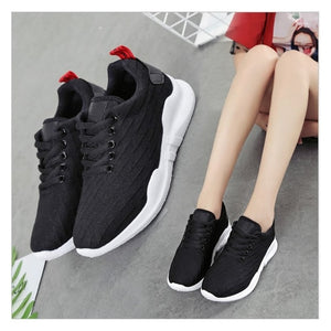 SHUJIN Woman Casual Shoes Breathable 2018 Sneakers