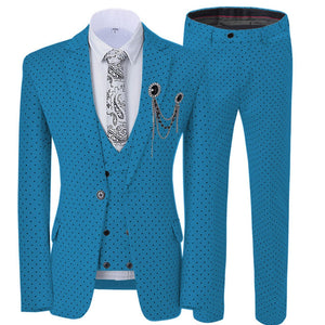 3 Pieces latest design suit  For Wedding and party