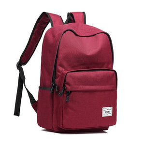 New Oxford Men Woman School Laptop  Backpack