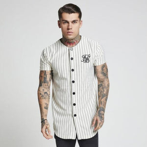 Fashion Summer 2018-2019 Men Streetwear Hip Hop T-shirts