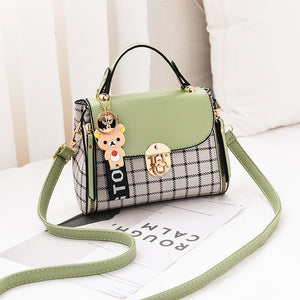 New Cute Type Ladies PU Handbag