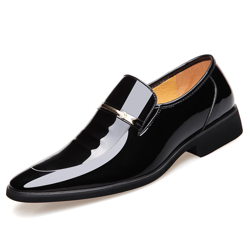 Business Male Shoe Fashion Men Wedding Dress