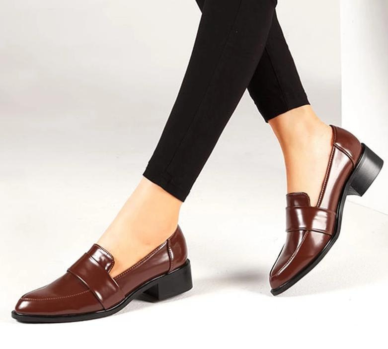 women dress shoes oxford shoes formal work footwear women shoes