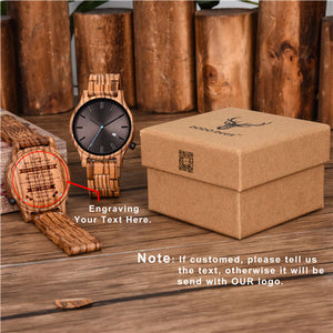 Men Military Watch Daily Waterproof Wristwatch