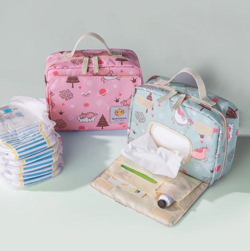 Hero diaper bag