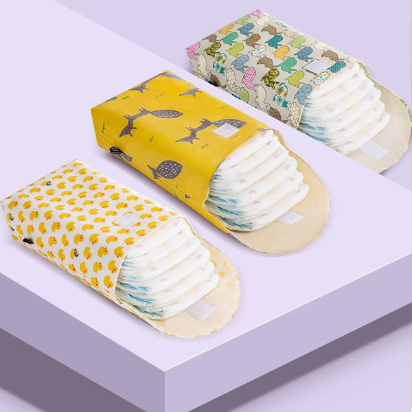 The Diaperoo Pouch