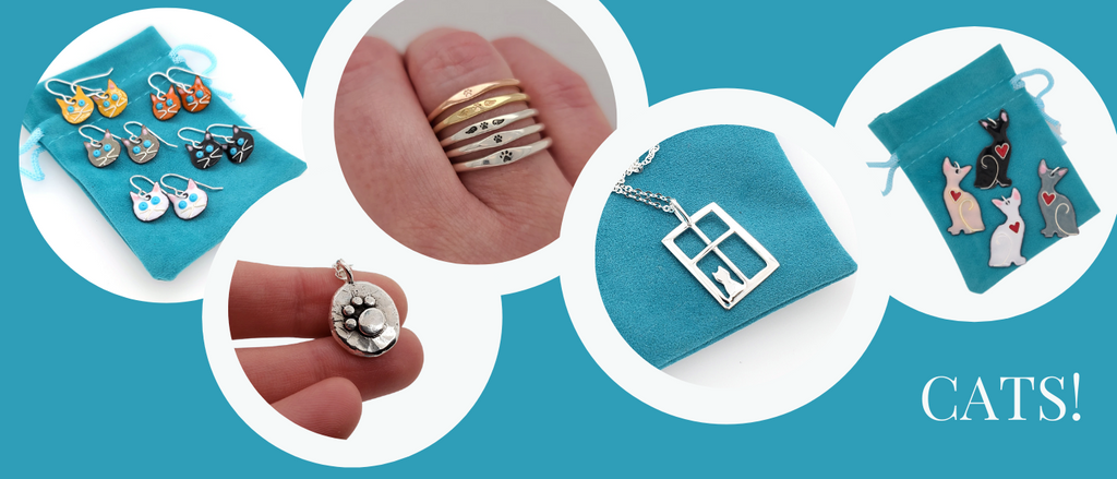 handcrafted silver jewelry and kiln fired glass enamel jewelry from kathryn riechert