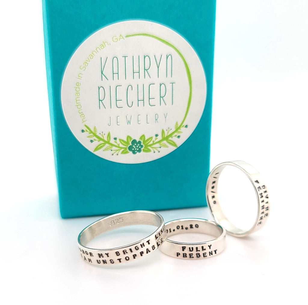 handmade jewelry by Kathryn Riechert