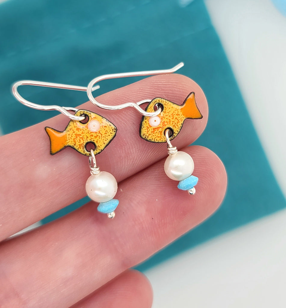 happy goldfish jewelry