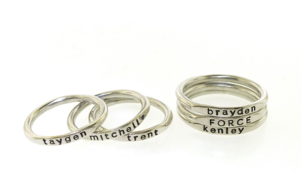 mothers ring gift set