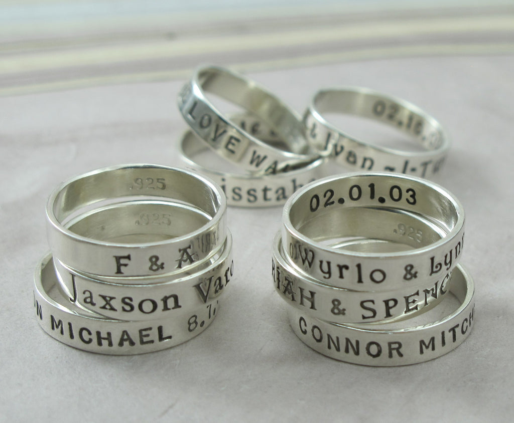 posey rings and poesy rings