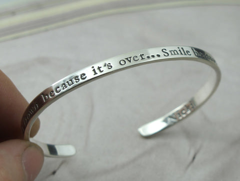 Nicki Leach Foundation Bracelet