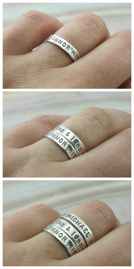 custom stamped jewelry