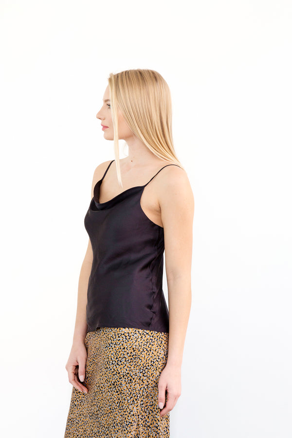 Cowl Neck Cami Top