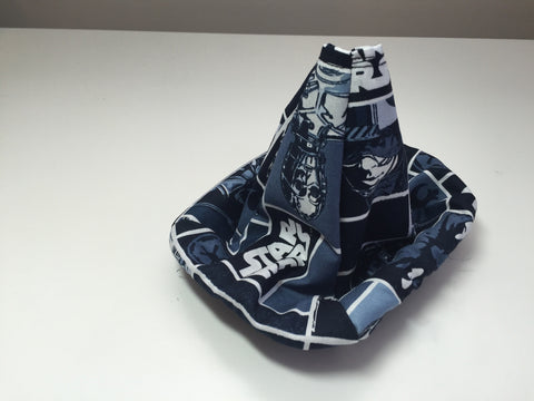 Blue Star Wars Shift Boot