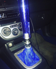 Blue Bride Shift Boot
