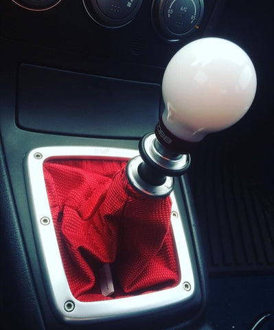 Red Bride Shift Boot