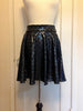Evil Mermaid Circle Skirt