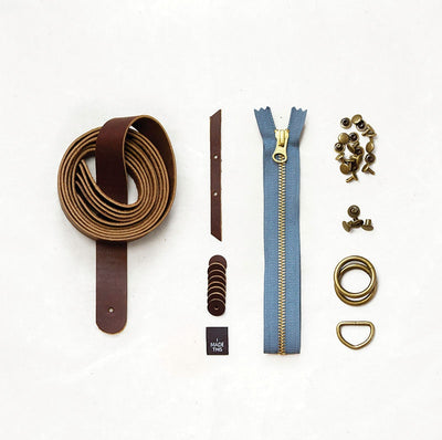Fremont Leather + Hardware Kit (Seconds)