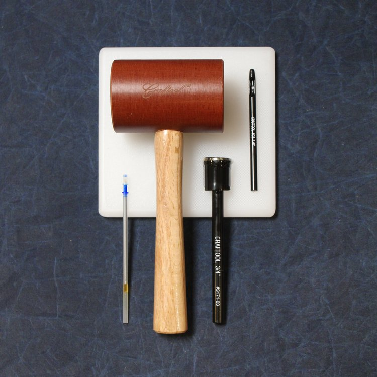 Leather Straps Tool Kit