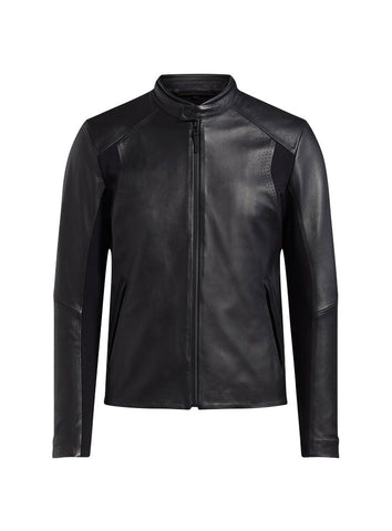 Belstaff x McLaren Men's Cafe Racer Jacket