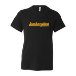 Lamborghini Kids Shirt (Black)