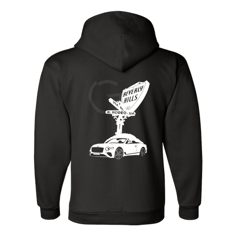 Rodeo Drive 100 Years Men's Hoodie