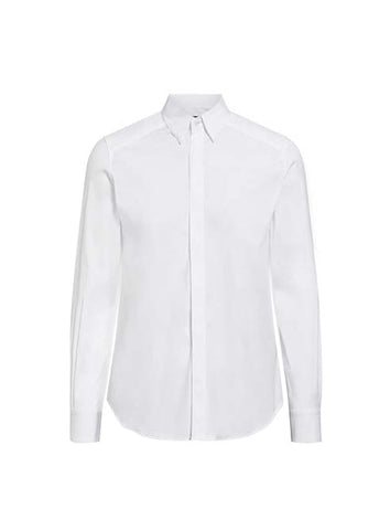 Belstaff x McLaren Men's Technical Stretch Poplin Shirt