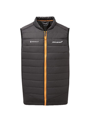 McLaren Official 2019 Team Gillet