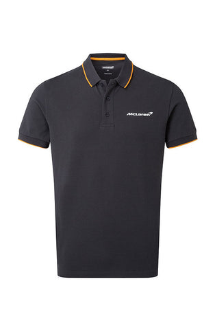 McLaren Essentials Polo Black or Blue
