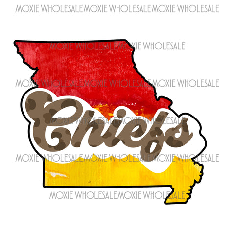 Chiefs - Retro Missouri