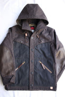 COLIMBO / FORESTER COAT (ZT-0137,GRAY)