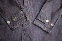 COLIMBO / RICHMOND-BORO SPRING COAT (ZU-0110,INDIGO DENIM)