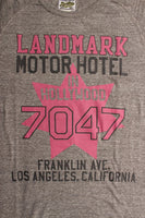 "BO'S GLAD RAGS / ""Landmark Motor Hotel.1970"" (C18-01,WARM GRAY)"