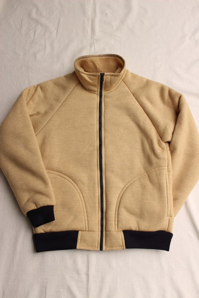 WORKERS / Sliver Fleece Jacket (Beige)