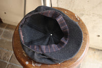 ADJUSTABLE COSTUME / 20's Style Casquette (AC-099A,CHARCOAL)