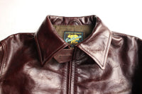 Rainbow Country / SINGLE RIDERS JACKET (RCL-10013H,SEAL BROWN) / 2018 model