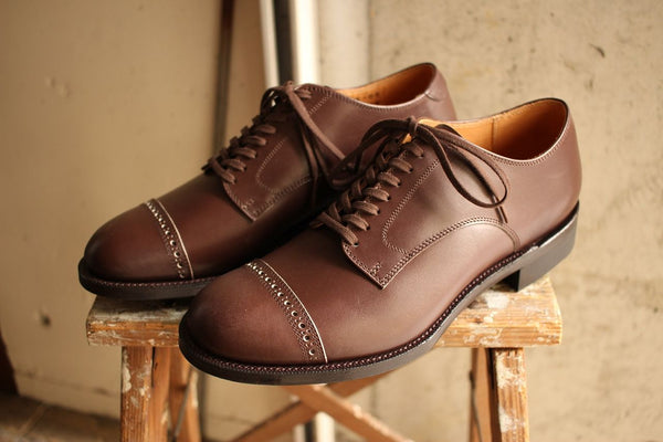 Makers / PUNCHED CAP 9th LTD (DARK BROWN)