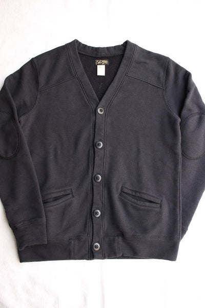 COLIMBO / HANDLEY PAGE CARDIGAN (ZU-0401,BLACK)