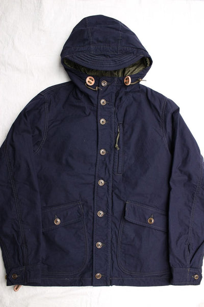 COLIMBO / CROAKER FIELD COAT (ZS-0134,NAVY)