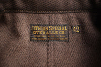 FREEWHEELERS / BRAKEMAN COAT (#1631015,TATANKA BROWN) / 2018 model