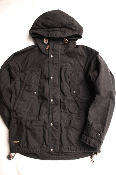 COLIMBO / BUFFALO JAKE ALL-ROUND PARKA (ZU-0102,BLACK)