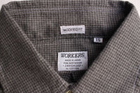 WORKERS / Modified BD (Houndstooth Check)